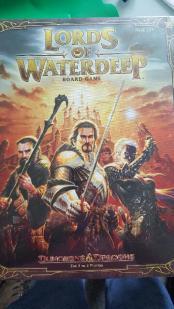 Lords of Waterdeep Box